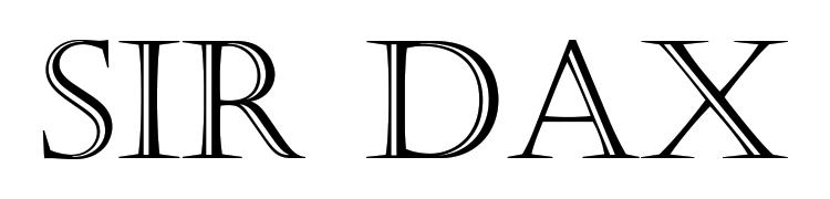 Sir Dax